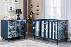 Baby Crib - New York Baby