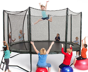 trampolines and accessories